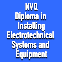 EAL Level 3 NVQ Diploma in Installing Electrotechnical Systems and Equipment (1605)